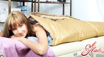 anti-cellulite wraps at home