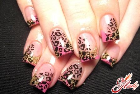 beautiful simple manicure