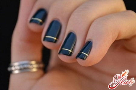 manicure ideas at home
