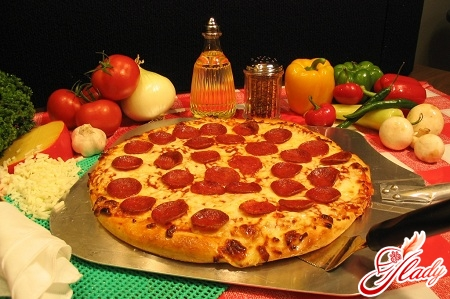 simple pizza recipe