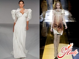 fashion dresses autumn 2011 photo