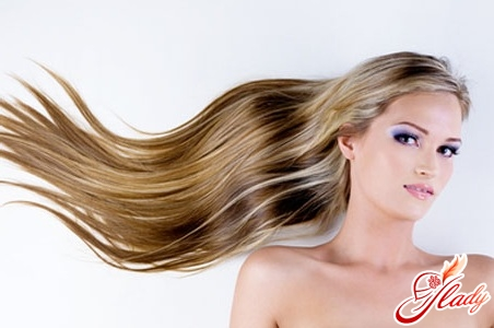 пряме волосся