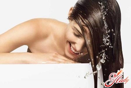 rinsing hair folk remedies