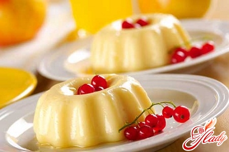 pudding recipe