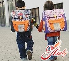 school knapsacks, orthopedic