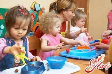 early development of children