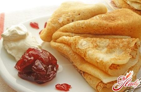 recipe for delicious pancakes