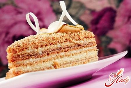 napoleon recipe with custard