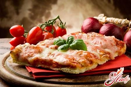 recipe pizza at home