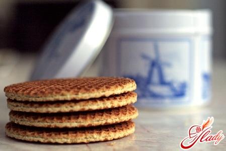 thin waffles recipe