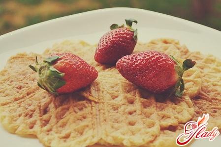 waffles thin