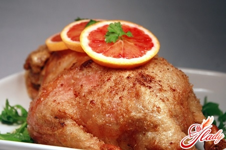 recipes of baked duck