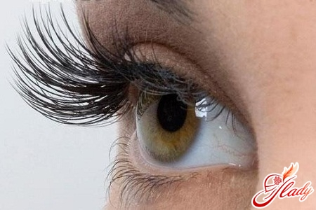 how to take care of eyelashes