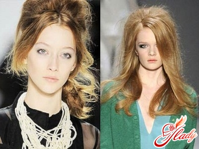 Fashionable Hairstyles for Long Hair in Retro Style