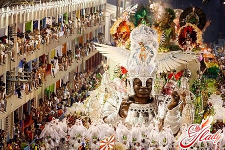 бразильський карнавал в ріо