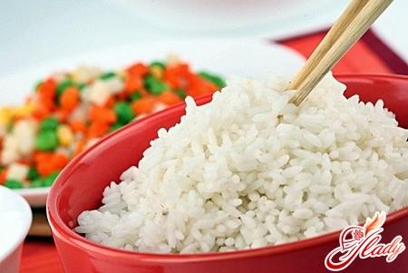 rice diet 7 days