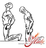 Tibetan gymnastics for weight loss