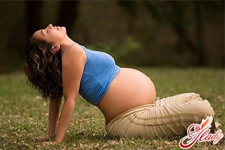preparation for childbirth
