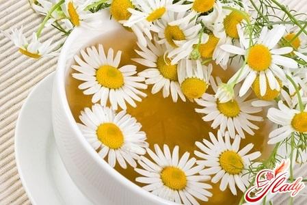 chamomile tea is good