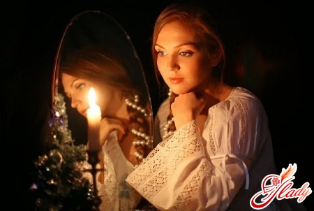 Christmas fortune-telling