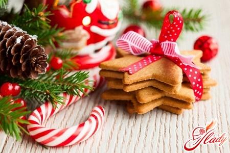 Bright Christmas holiday