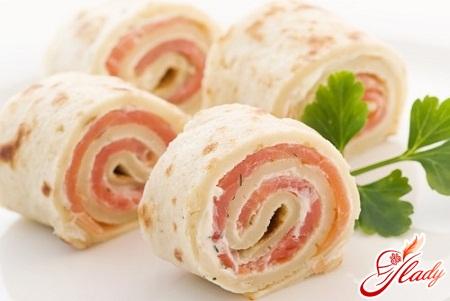 lavash roll recipe