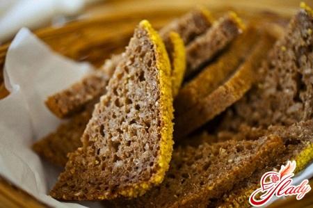 recipe for rye bread