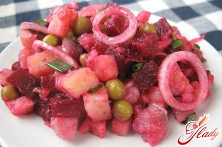 beet salad prunes nuts