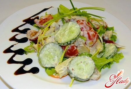 recipe for fresh cucumber salad