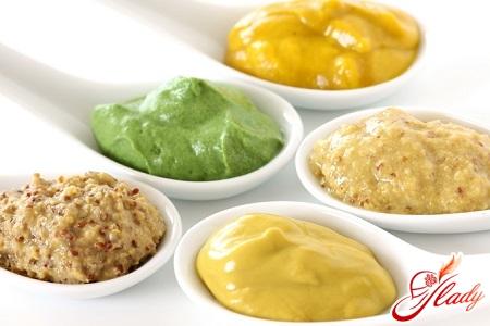 mustard sauce recipe