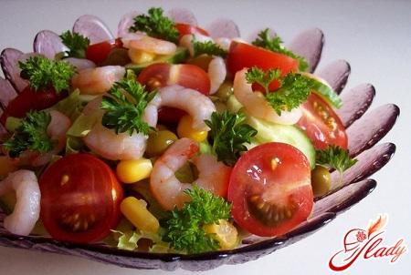 салати без майонезу рецепти