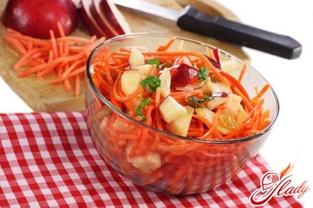 рецепти салатів без майонезу