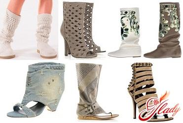 summer boots 2016 photos