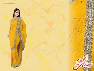 індійська одяг сарі
