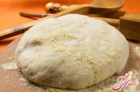 простий рецепт здобного тіста для булочок
