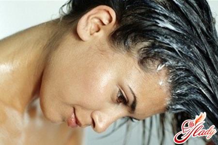 split-hair treatment