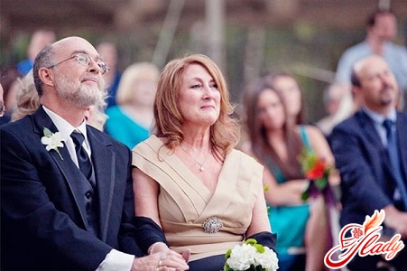 evening rituals of a silver wedding