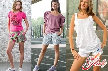 fashion women's shorts spring summer 2016