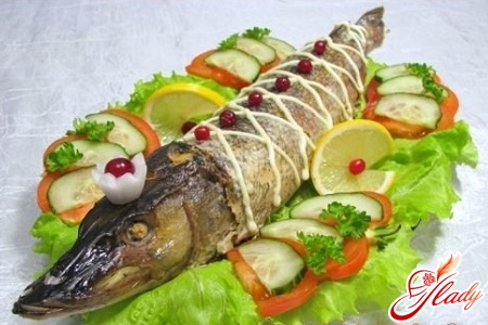 how delicious to cook pike