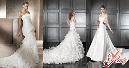 wedding dresses 2016 with train