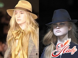 what hats are in fashion now