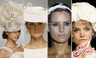 wedding hats photo