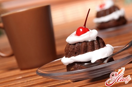 recipe for chocolate cake with cherries