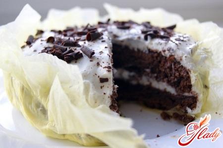 sour cream for chocolate cake