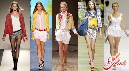 women's denim shorts 2016