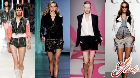 fashionable shorts for women 2016 photos