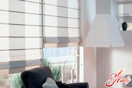 how to sew a Roman blind yourself