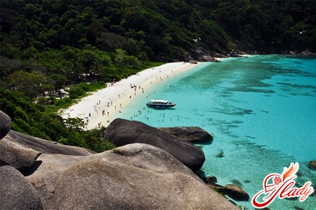 where are the Similan islands