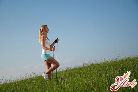 Scandinavian walking
