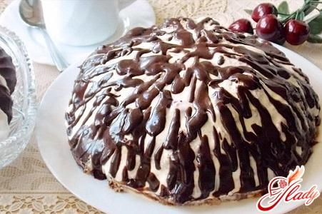 сметанний торт Панчо